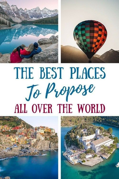 Best  Places Romantic To Visit When You're In Love ❤ #travelbugs
