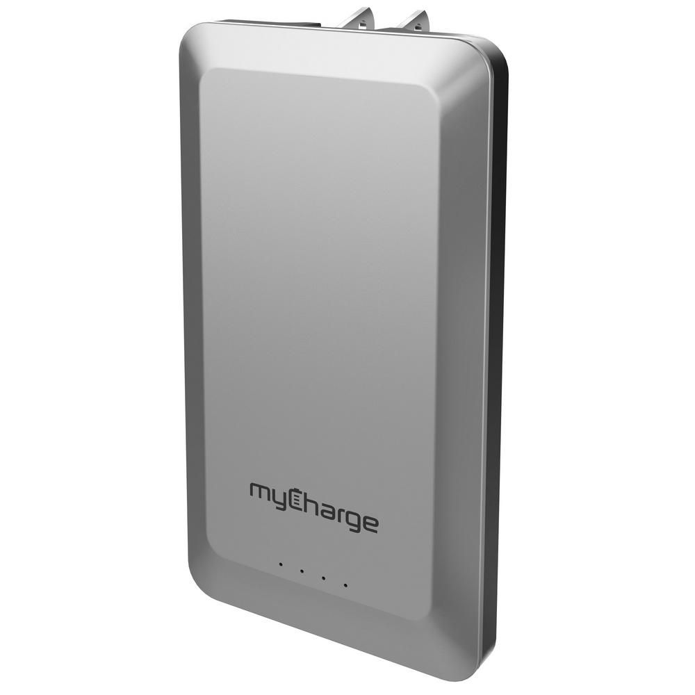 Mycharge Waterproof Power Bank With 18w Power Delivery Gadgetsin In 2021 Portable Charger Usb Accessories External Battery Pack