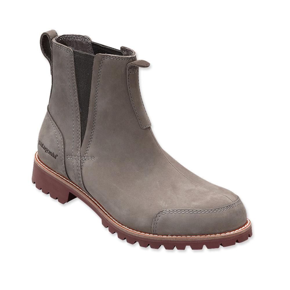 Patagonia Tin Shed Chelsea Boots: Patagonia Tin Shed Chelsea Boots In Bungee Cord