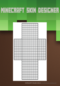 Minecraft For Education Minecraft Skin Designer Pdf
