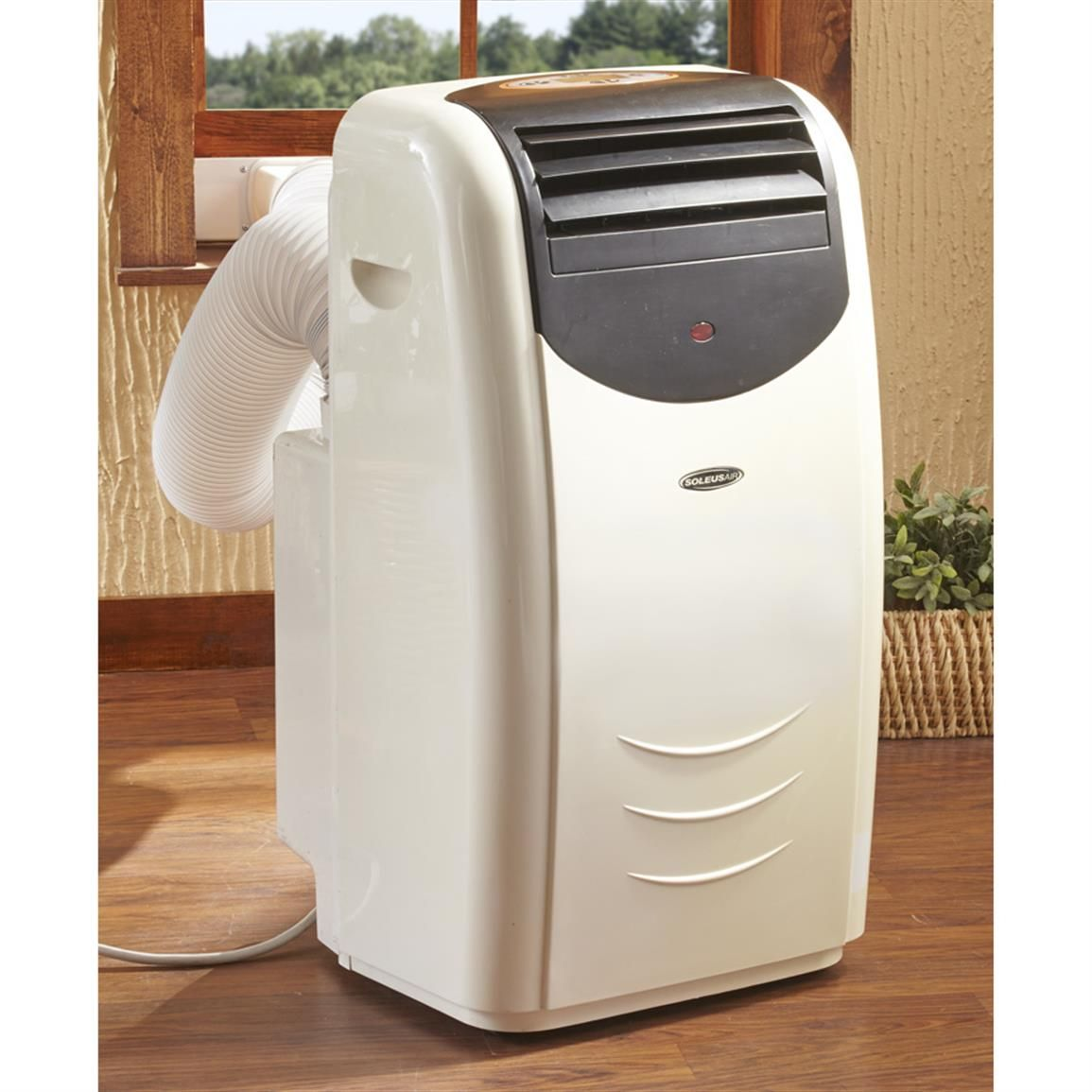Soleus Air 14,000 BTU Portable Air Conditioner, Factory Refurbished