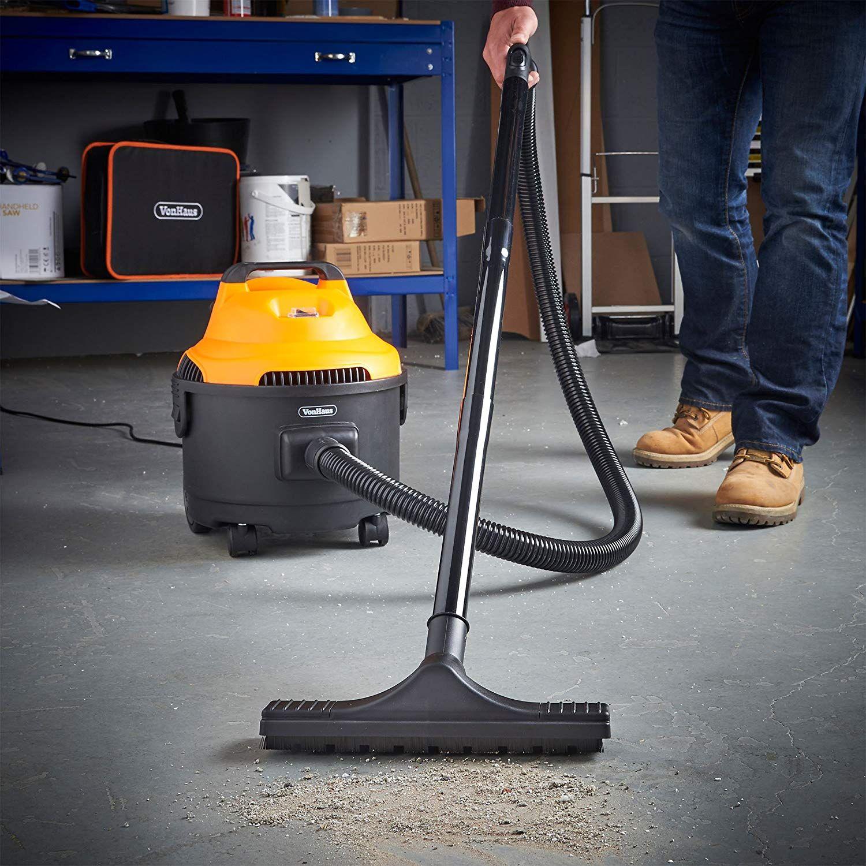 VonHaus 3 in 1 Wet and Dry Vacuum Cleaner Carpet cleaner