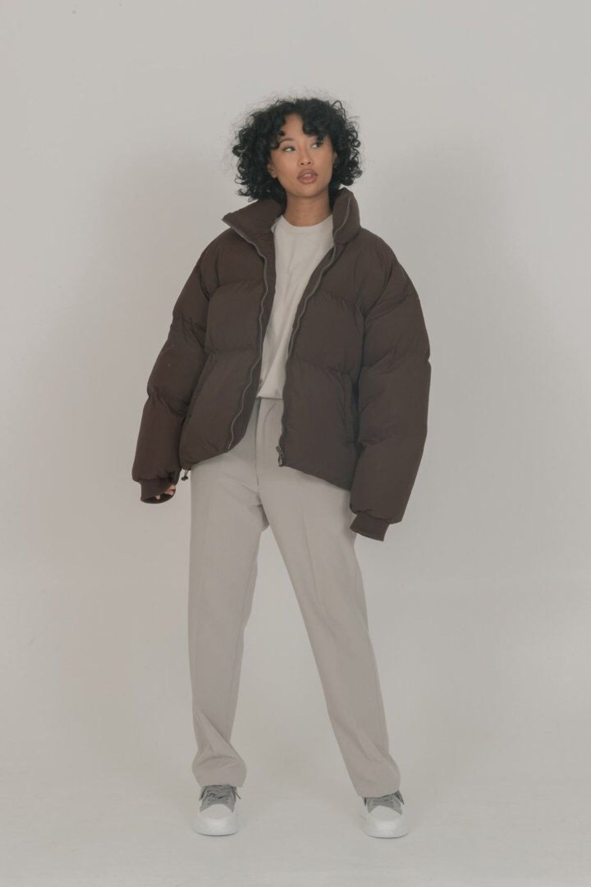 Cold Laundry Inspired Puffer Jacket Winter Jacket Outfits Puffer Jacket Outfit Puffer Jacket Outfit Aesthetic [ 1800 x 1200 Pixel ]