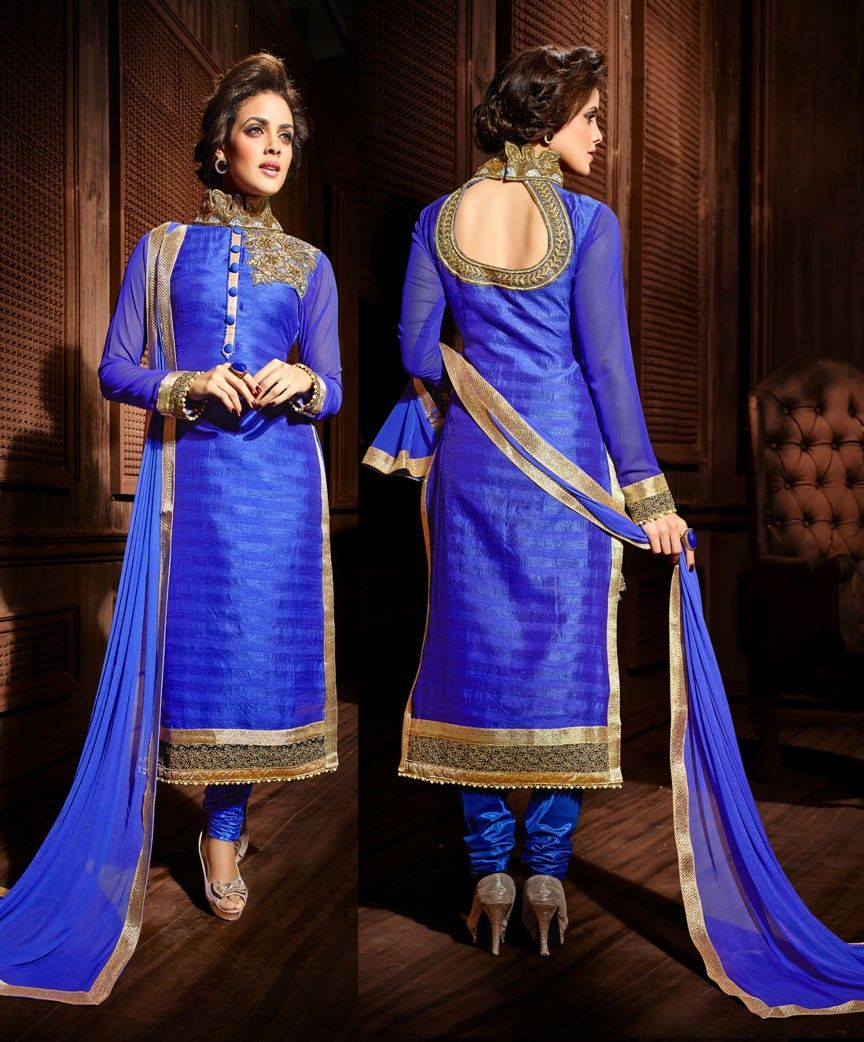 indian wedding suits ladies purple - Google Search | pooja ...
