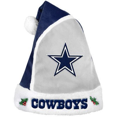4a5ff5a93 Forever Collectibles NFL 2015 Santa Hat NFL Team  Dallas Cowboys ...