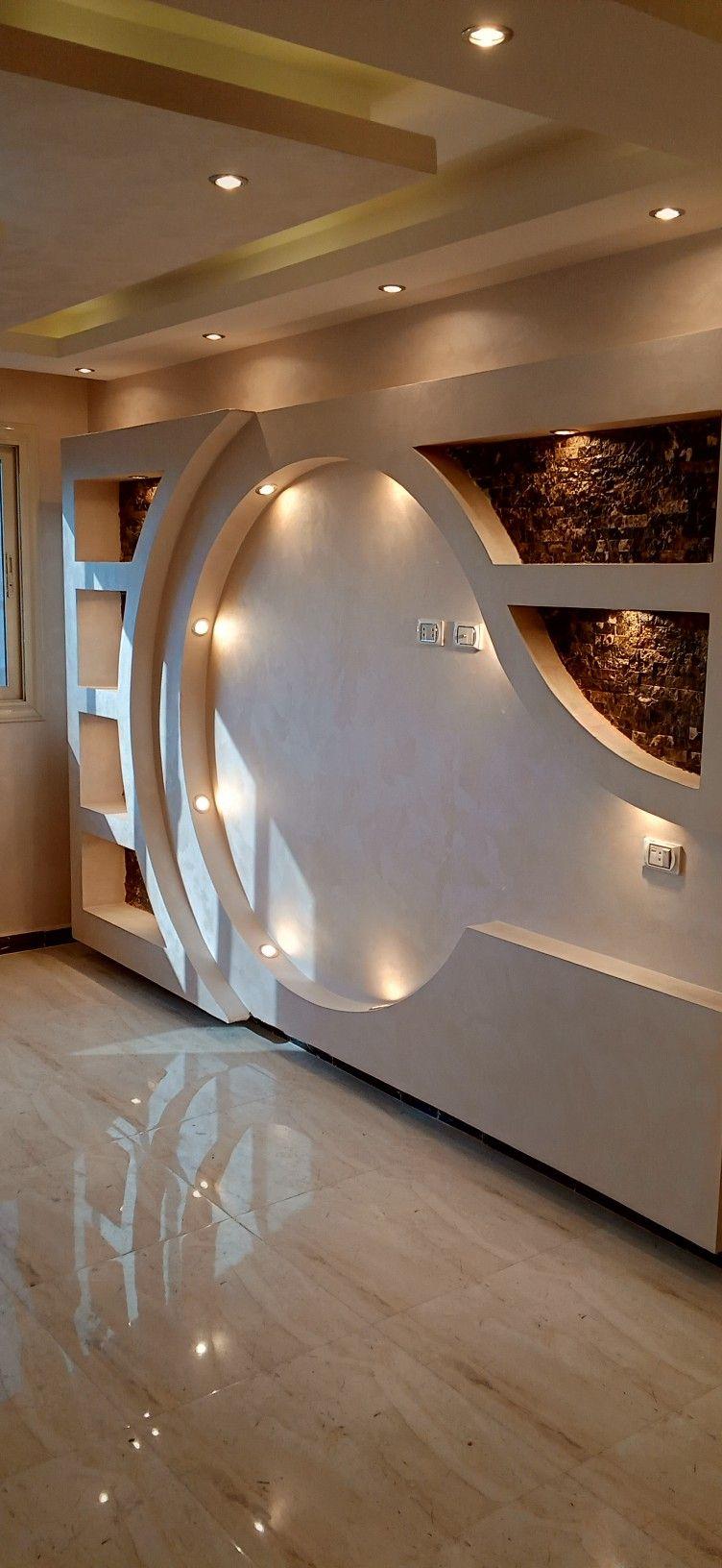 12 idées de Meuble tv placo en 12   meuble tv placo, meuble tv ...