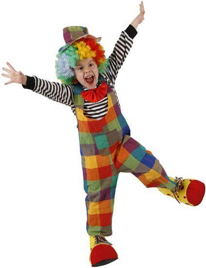 Disfraz de payaso para niño   Vegaoo 4b5d9106d0c6