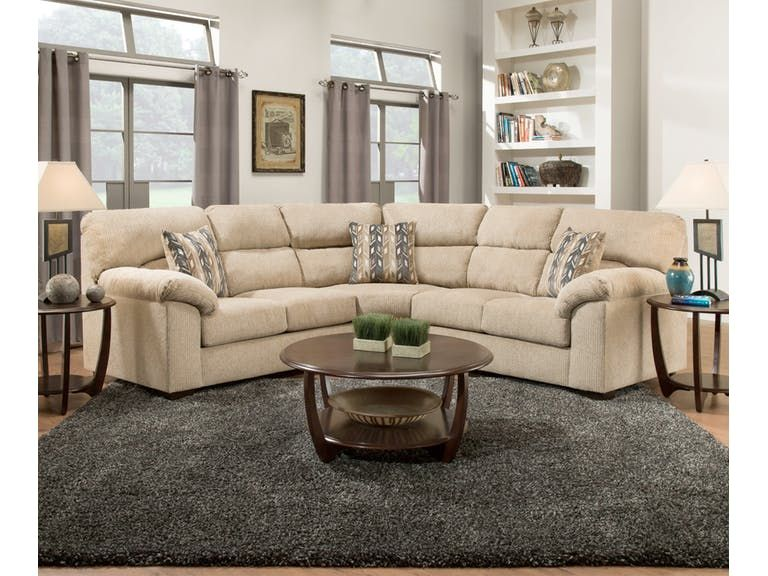 Simmons Upholstery Casegoods Living Room 9040 Sectional Discount Furniture Production Hagerstow Sectional Sofa Couch Sectional Sofa Sectional Sofa Sale