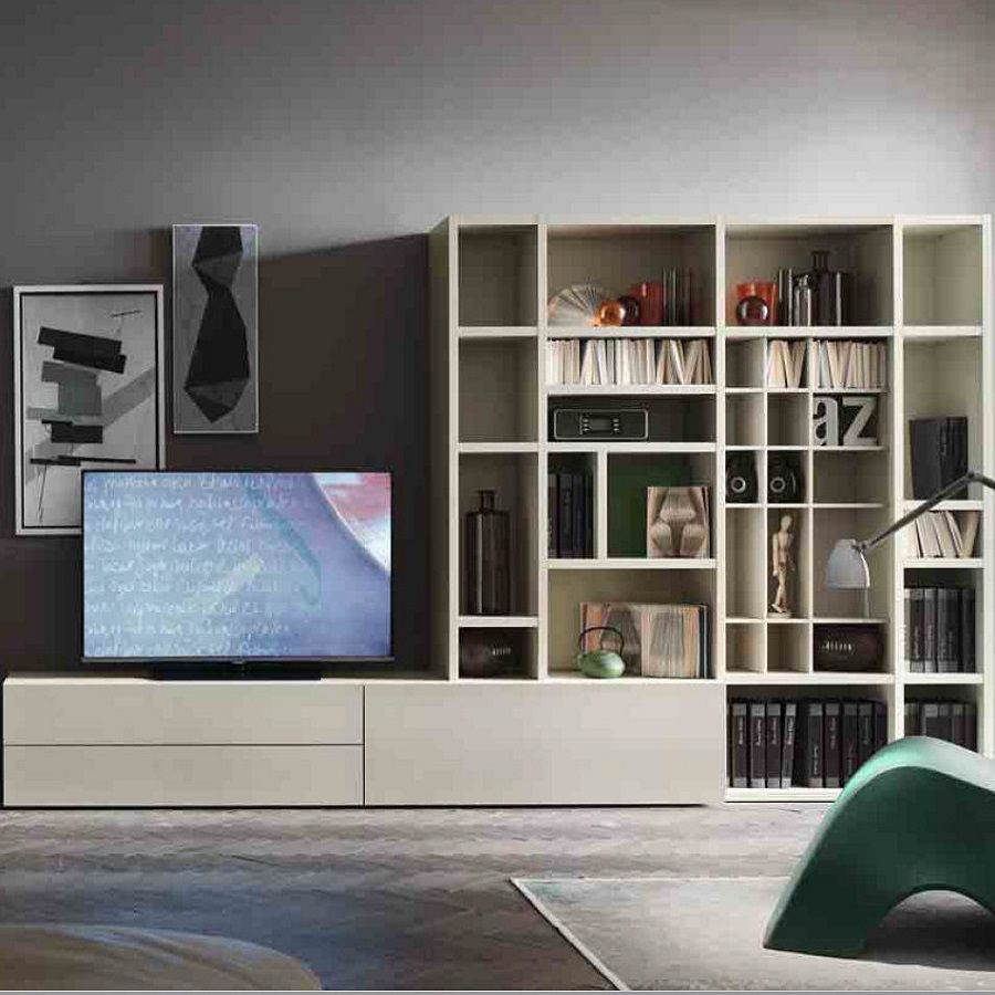 Amazing contemporary 'Gengis' TV Unit by Orme