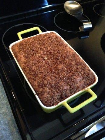 Betty Crocker Coffee Cake Circa 1973 Recipe - Food.com