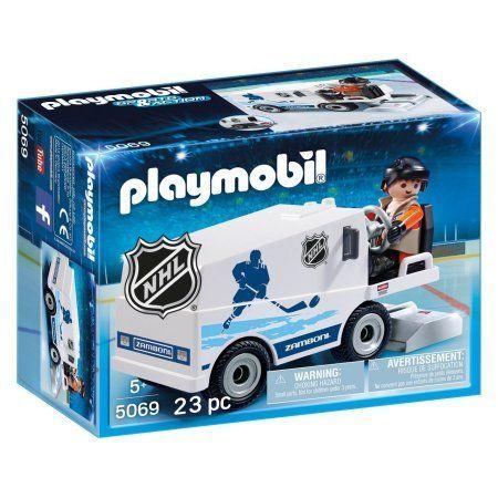 Toys Playmobil Ice Hockey Rink Nhl