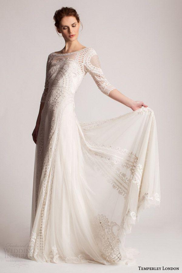 Temperley London Summer 2016 Wedding Dresses — Marianna Bridal ...