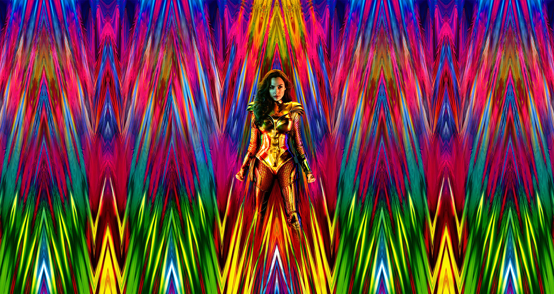 Made A Desktop Version Of The Recently Released Wonder Woman 1984 Poster 1920 X 1080 Wonder Woman Desktop Background Images Poster