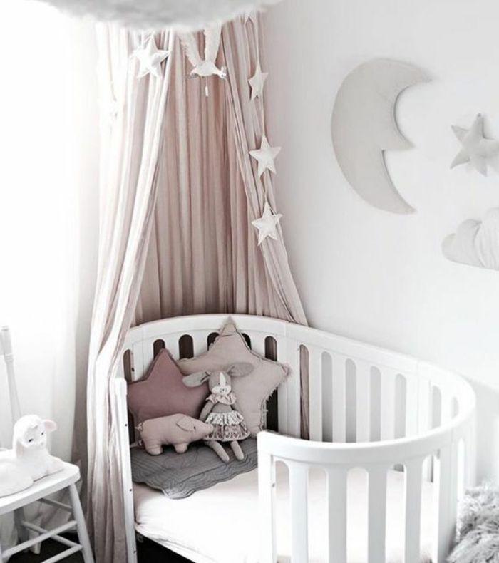 1001 ideen f r babyzimmer m dchen gute ideen k che for Kinderzimmer madchen baby