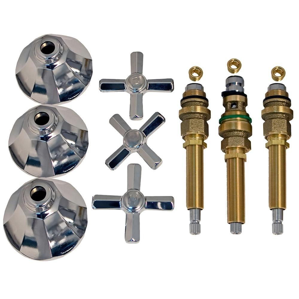 Lincoln Products Tub And Shower Rebuild Kit For Sterling 3 Handle