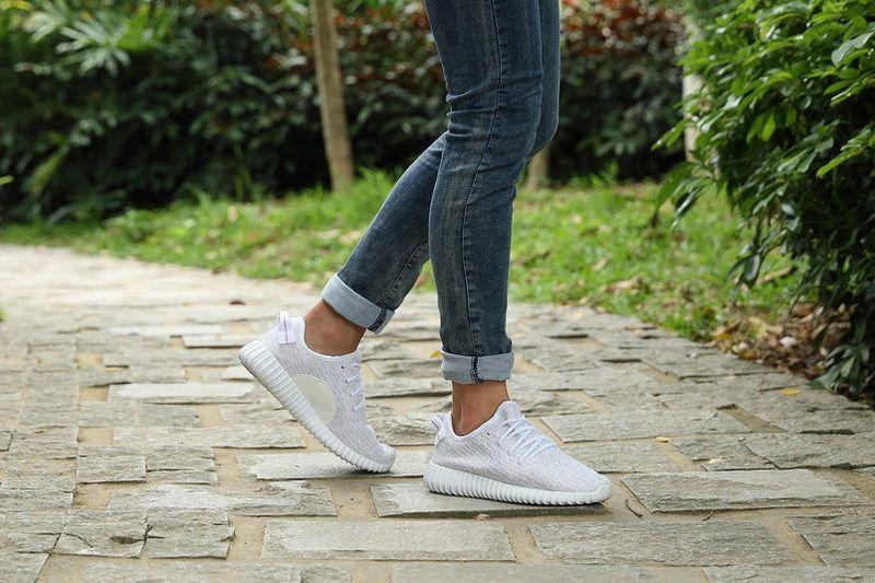 d09f6c1e68 Adidas Yeezy 350 Boost White