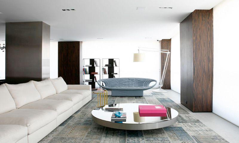 A masculine and modern decor.
