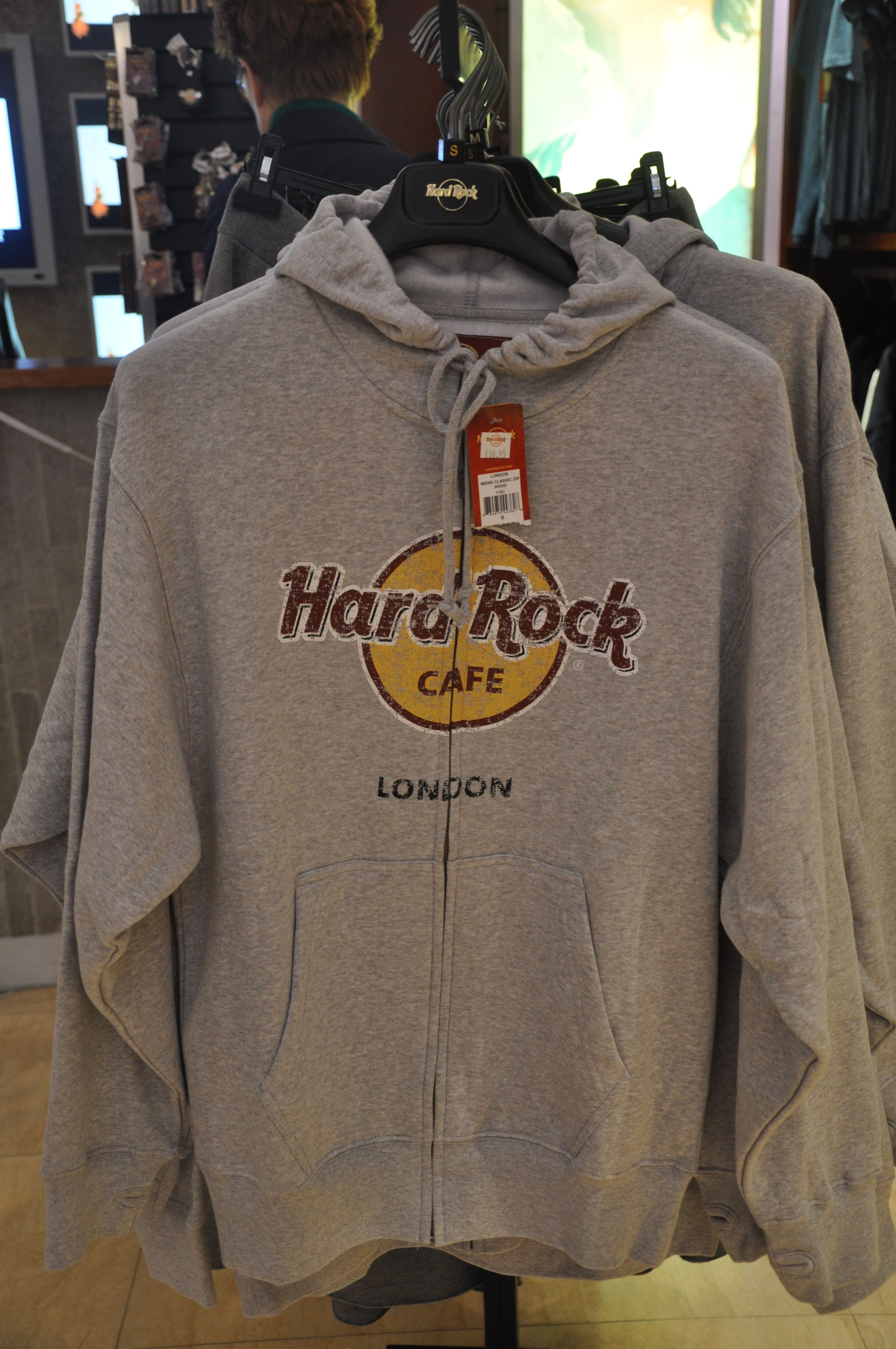 Classic Hard HoodyhardrockclassicYour Rock Cafe London UMVqpSz