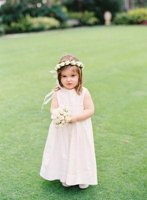 Formal, Pink, Seashell-Themed Wedding