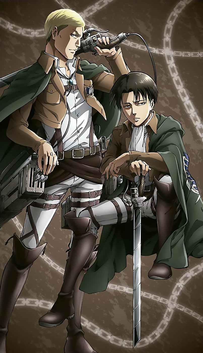 Photo of Erwin Smith official arts – in uniform