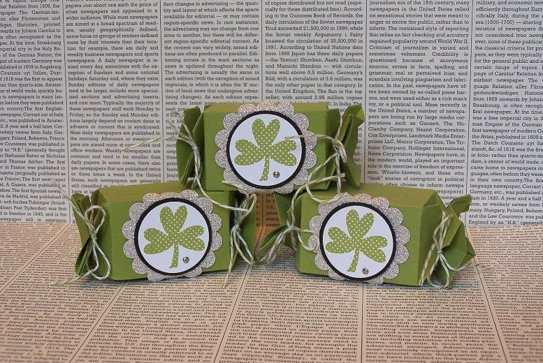 Great ideas 30 st patricks day projects to make