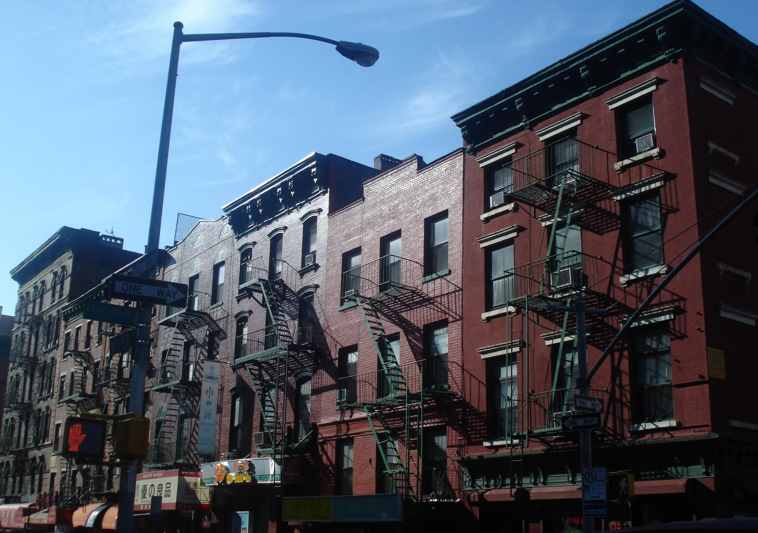 Image Gallery Old Apartment Buildings Nyc