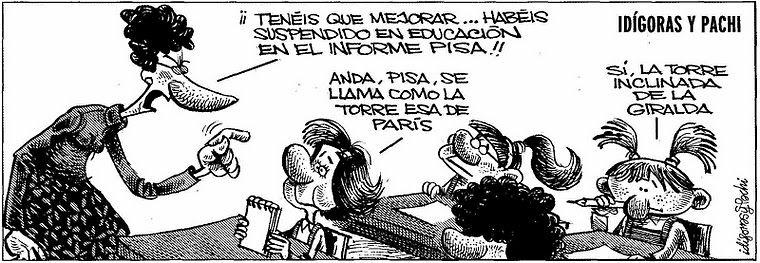 Los jóvenes españoles vuelven a suspender según el informe Pisa. ¿Nos sorprende