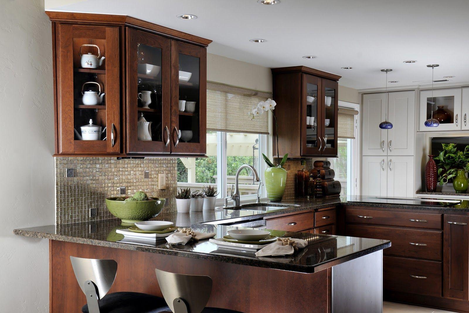 Elegant Small U Shaped Kitchens And Small U Shaped Kitchen
