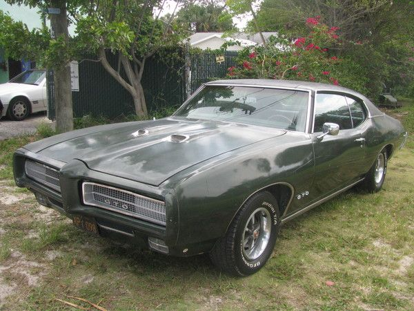 Pontiac Muscle Cars For Sale