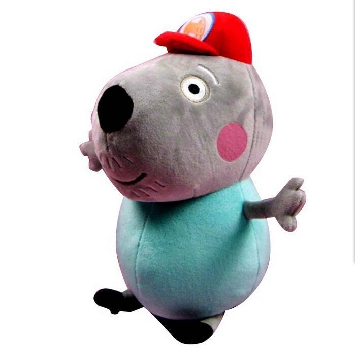 Popular Peppa Pig Stuffed Toys Cartoon Doll My Babie Love It Very