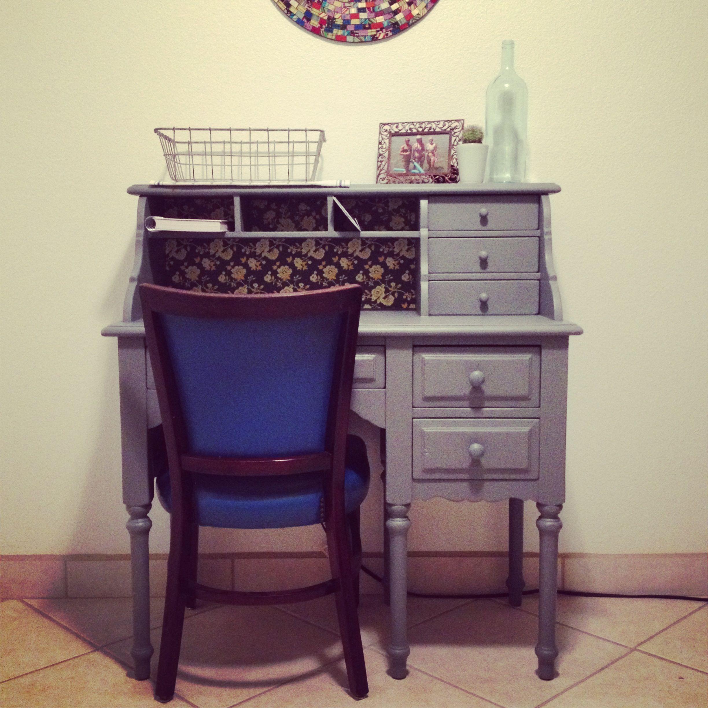 Superieur Painted Desk House Yard, Cottage Furniture, Furniture Restoration, Writing  Desk, Diy Painting