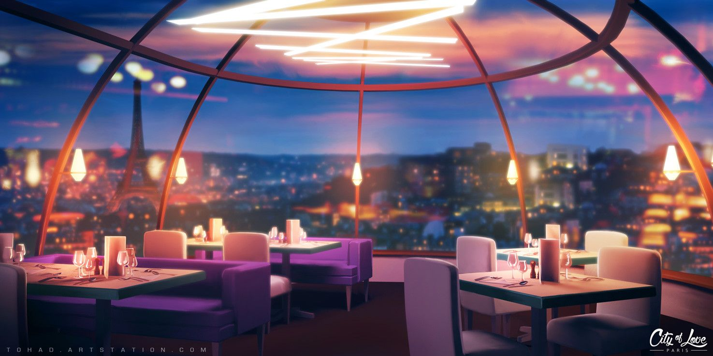 City Of Love : French Restaurants, Sylvain