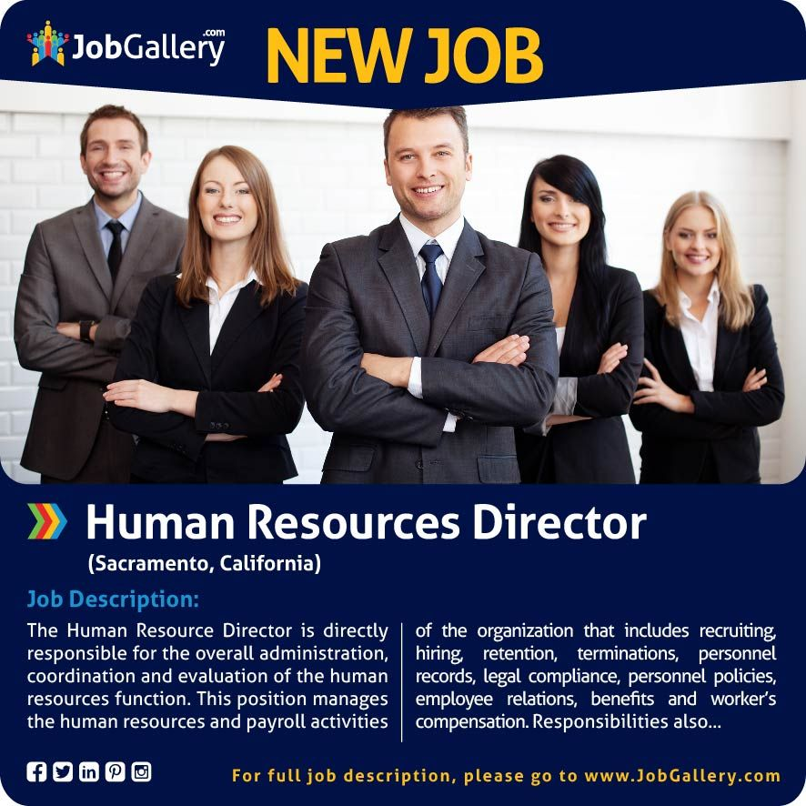 Human resources director employee relations human