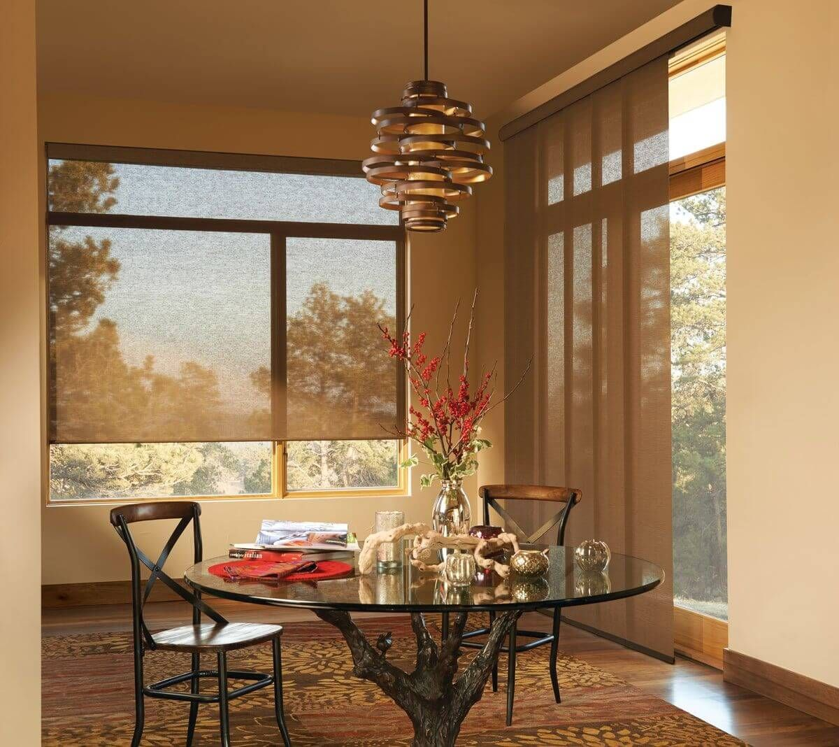 Sliding Glass Door Blinds and Window Treatments