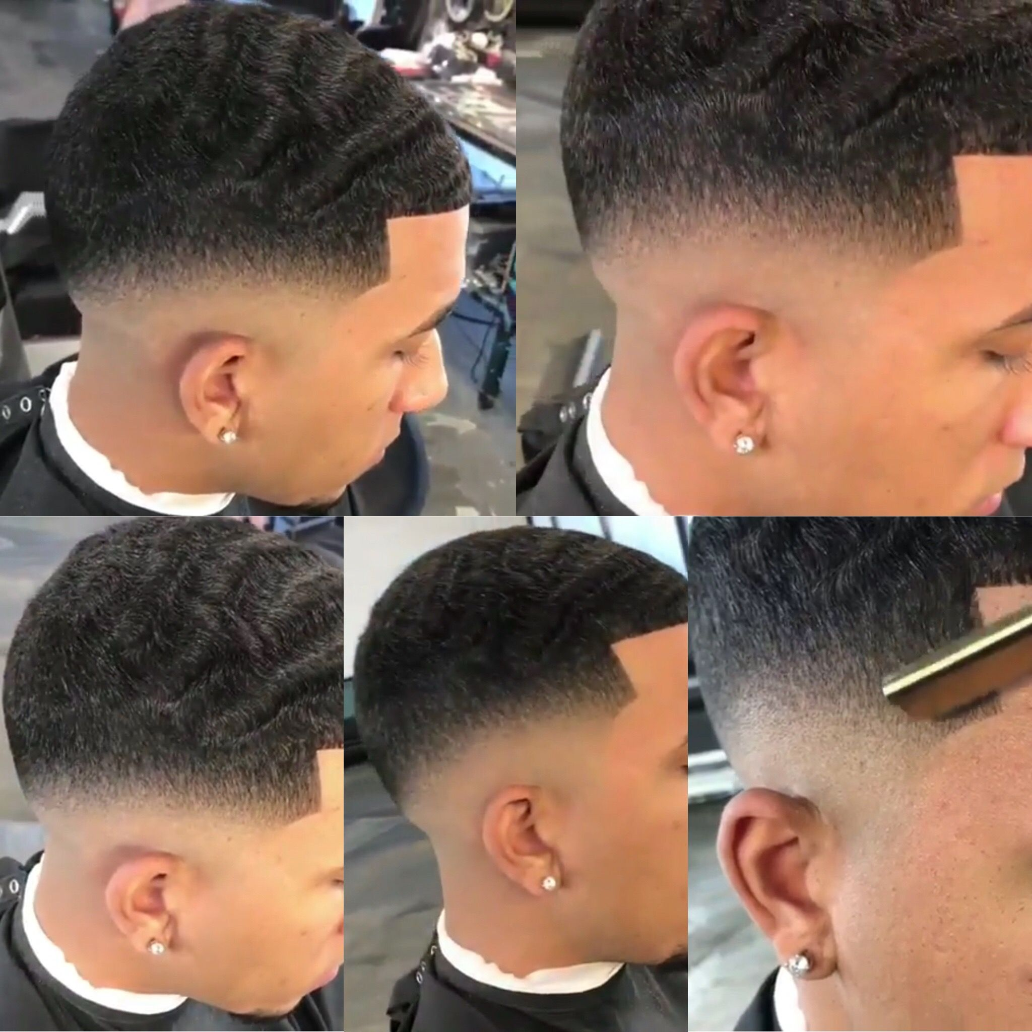 Pin By Brian Lawson On Hair Waves Haircut Hair And Beard Styles Hair Waves