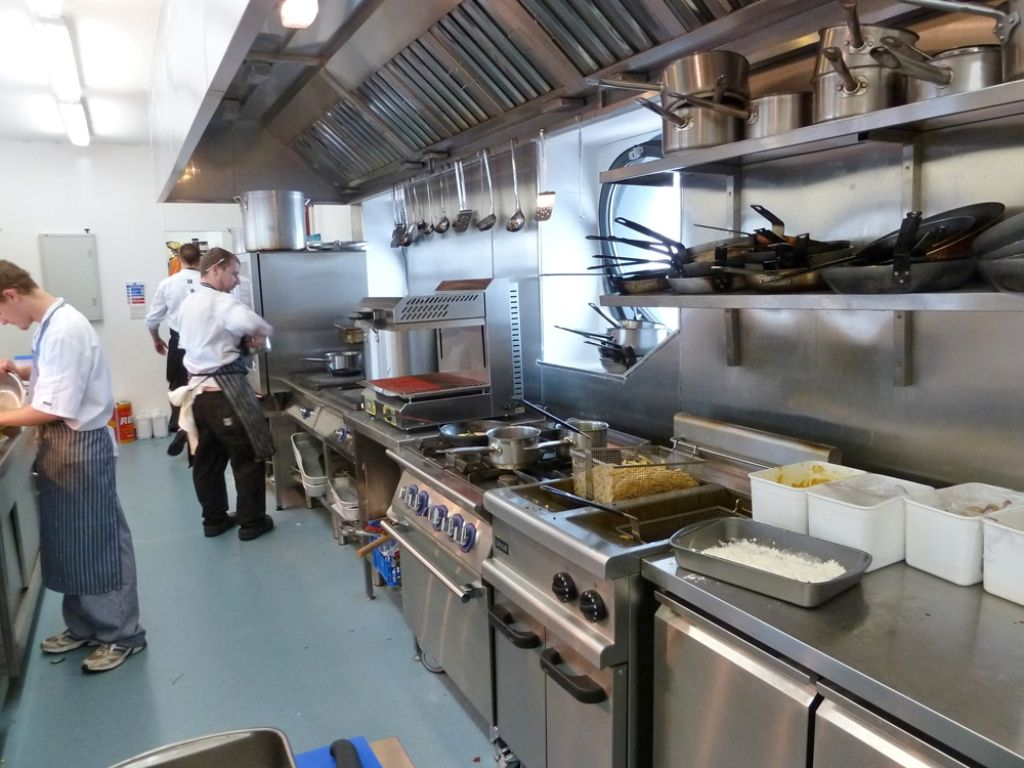 Commercial Kitchen Layout Design | Commercial Kitchen ...