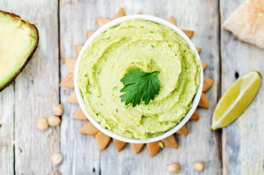 Avocado Hummus in 2020 Appetizer ingredients, Citrus