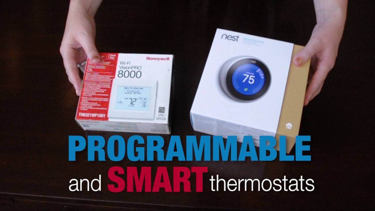 Choosing The Right Thermostat Can Save You Money  Learn