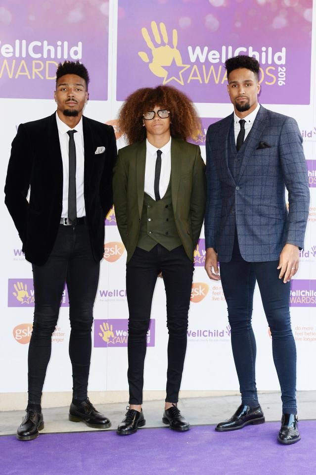 Diversity star Perri Kiely centre) is single and ready to mingle