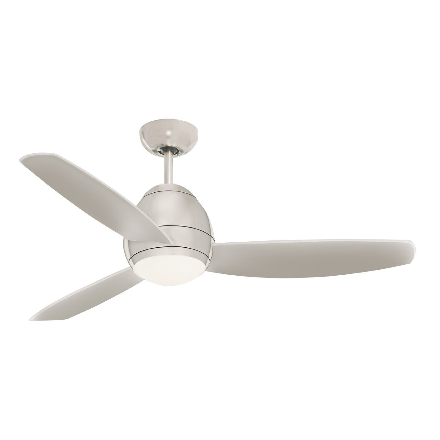 Shop emerson electric cf252 2 light 52 in curva ceiling fan at atg shop emerson electric cf252 2 light 52 in curva ceiling fan at atg stores mozeypictures Choice Image