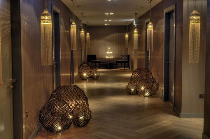 Best Spas In The Uk Britain S Most Luxurious Spa Hotels And