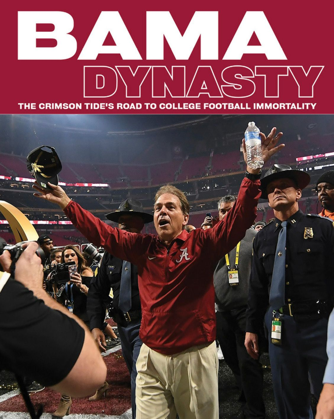 Bama dynasty back cover picture credit from the book