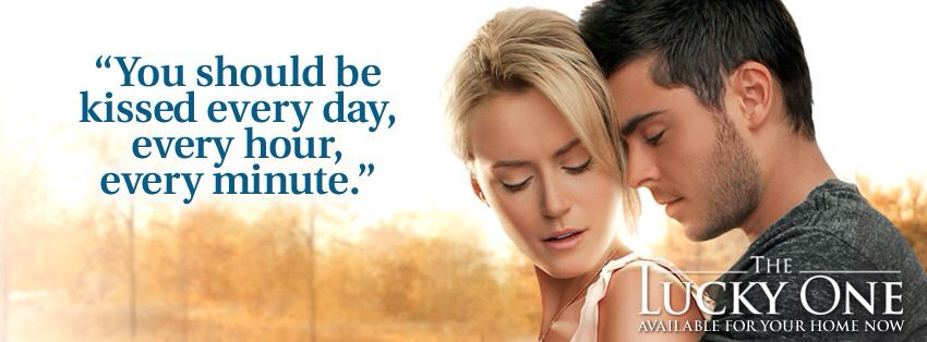 The lucky one.   Nicholas sparks quotes, Movie quotes