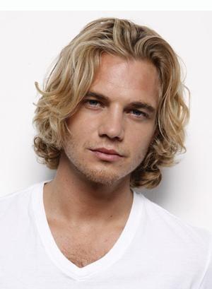Taylor Handley Mittellange Haare Lange Haare Manner Frisuren Langhaar