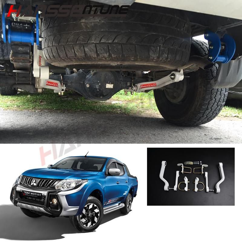 Hanssentune 4x4 Steel Pickup Rear Stabilizer Anti Sway Bar Balance