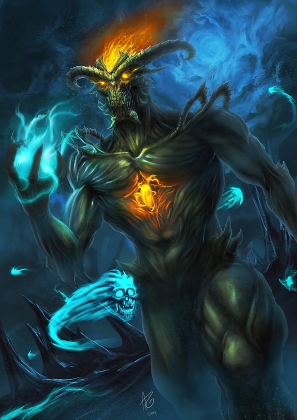 Art Collections - Legend of the Cryptids by Applibot (1576 ...