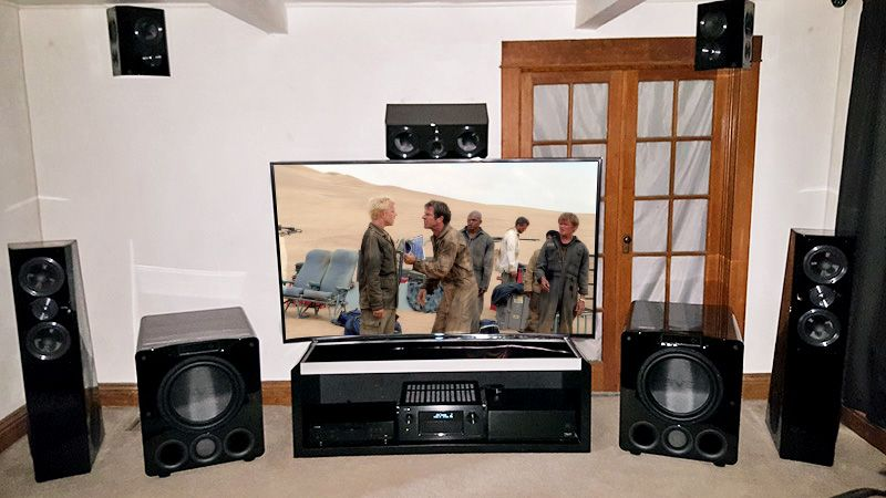 Featured Home Theater System Rob In Englewood Co Home Theater Setup Home Theater Speaker System Home Theater Rooms #surround #sound #system #for #living #room