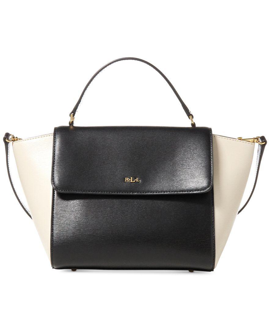 9ba8207ba Lauren Ralph Lauren Barclay Saffiano Small Crossbody Bag | Products
