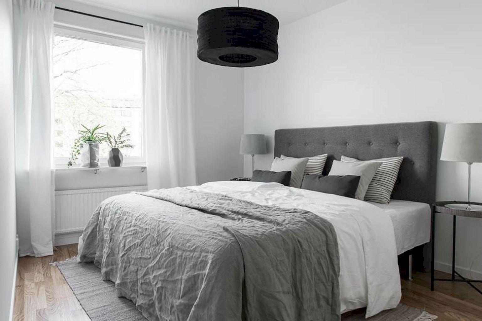 Six Characters of Scandinavian Bedroom Scandinavian