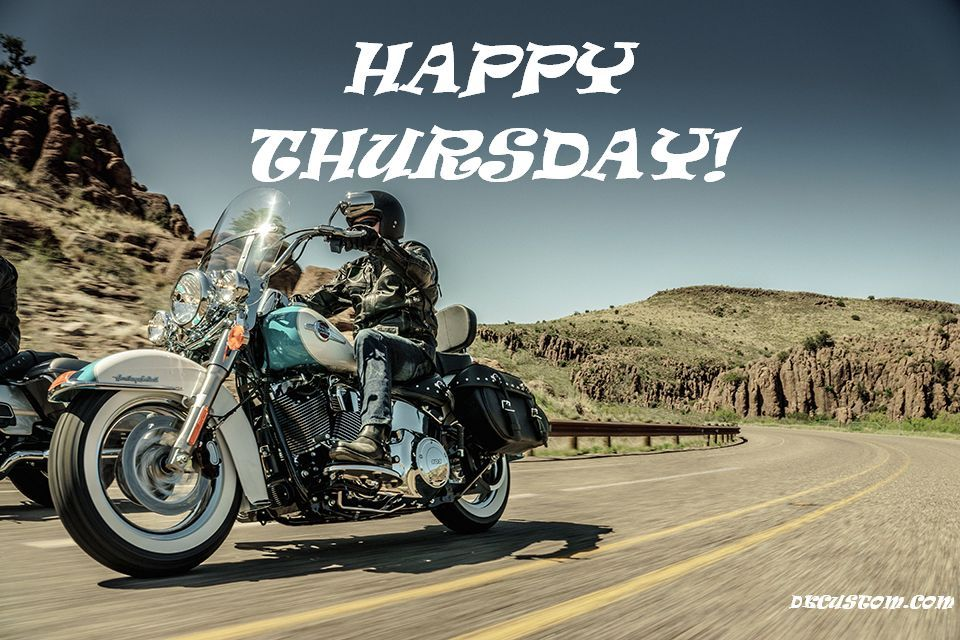 Good Morning Bikers Time To Get After It Goodmorning Thursday